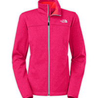 The North Face Women's Jackets & Vests Fleece WOMEN'S CANYONWALL JACKET