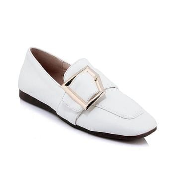 Women's Loafers Flat-soled Shoes