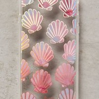 Sonix Seashells iPhone 6 Case in Clear Size: One Size Tech Essentials