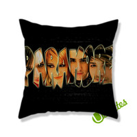 Paramore Square Pillow Cover