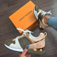 Louis Vuitton Run Away Sneaker