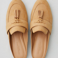 AEO Loafer Mule, Tan
