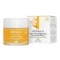 Derma E Even Tone Brightening Day Cream SPF 15 - 2 Oz
