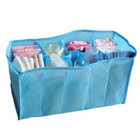 Hot Baby Nappy Travel Outdoor Storage Diaper Bag Tote Organizer Liner 3 Sizes