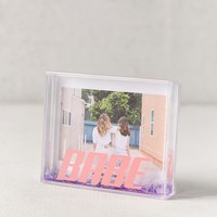 Instax Wide Babe Picture Frame | Urban Outfitters