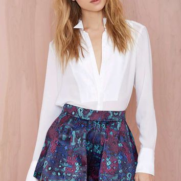 Nasty Gal Wild For The Night Short