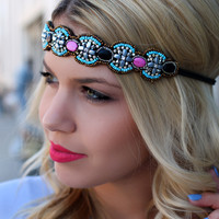 Miss Molly Headband