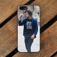Harry Styles One Direction 1D iPhone 4S Case Sintawaty.com