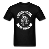 Sons of Whiskey - Alcohol - Drinking t-shirt