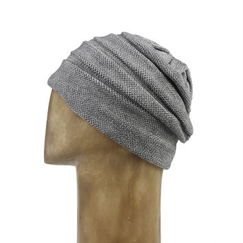 The Cameron Layered Slouchy Beanie