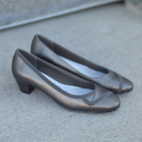 Vicki by Easy Street {Pewter} | 30-0697