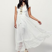 Free People Wild Belle Gown