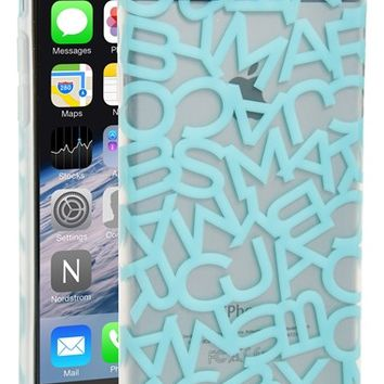 Women's MARC BY MARC JACOBS 'Scrambled Logo' iPhone 6 Case