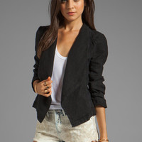 Sanctuary Weekender Tumble Weed Jacket in Black from REVOLVEclothing.com