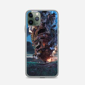 Howls Moving Castle Case iPhone 11 Pro Case