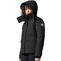 Canada Goose Blakely Water Resistant Down Parka Black