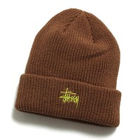 HO19 Basic Cuff Beanie Copper