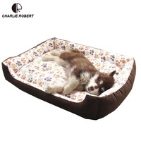 Top Quality Large Breed Dog Bed Sofa Mat House 3 Size Cat Pet Bed House for large dogs Big Blanket Cushion Basket Supplies HP789