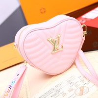 Kuyou Lv Louis Vuitton Gb29624 Mylockme Bb Makeup Bag Handbag