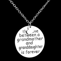 Grandmother's Love Necklace