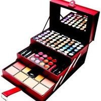 Amazon.com: Cameo All In One Makeup Kit (Eyeshadow Palette, Blushes, Powder and More) Holiday Exclusive: Beauty