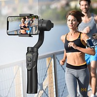 Outdoor Holder Stabilizer for Smart Phone Action Camera