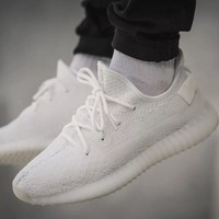 Come With Box YEEZY Boost 350 v2 Cream White Size 9