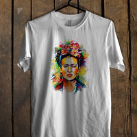 Frida Kahlo T Shirt Mens T Shirt and Womens T Shirt *