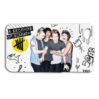 5 SOS Phone Case Cute iPod Case 5 SOS Cover iPhone 4 Case iPhone 5 iPhone 5s iPhone 4s Case iPod 4 Case iPod 5 Case 5 Seconds of Summer Case