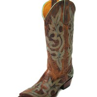 Old Gringo Diego Rust Turquoise Western Boots L113-13