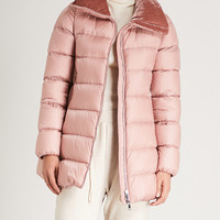 MONCLER Torcol quilted shell-down coat