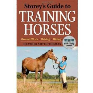 Storey's Guide To Training Horses, 2ND Edition | BKS1687