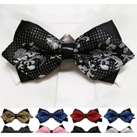 Posh Collection Bow Ties - 20 Colors & Styles