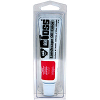 Bob Ross Landscape Oil Paint 37ml-Bright Red