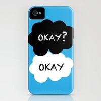TFIOS - Okay iPhone Case by Pixie Sticks | Society6
