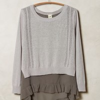 Skirted Pullover by Yellow Bird