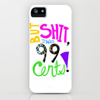 Thrift Shop x Macklemore iPhone Case by Leah Flores   Society6