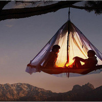 hanging tent by black diamond picture on VisualizeUs