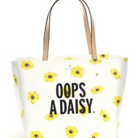 kate spade new york Down the Rabbit Hole Oops-A-Daisy Francis Tote   Dillards