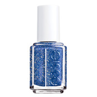 essie nail color, lots of lux