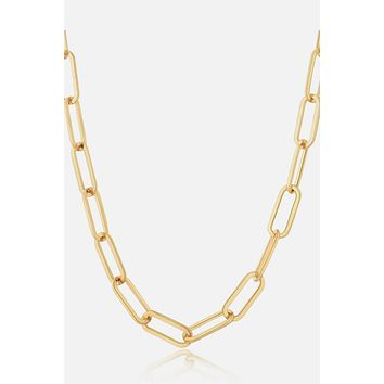 Thick Clip Chain Necklace