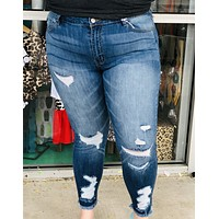 Piper Skinnies -Plus size