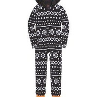 Hooded Penguin Onesuit | Girls Pajamas Sleep & Undies | Shop Justice