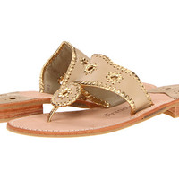 Jack Rogers Nantucket Gold Baby Camel Gold - Zappos.com Free Shipping BOTH Ways