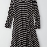 AEO Women's Soft & Sexy Knit Dress (Black)
