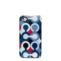 Coach :: Madison Graphic Op Art Iphone 4 Case