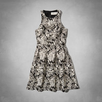 Mckenna Jacquard Dress