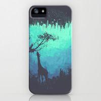 After Cosmic Storm iPhone & iPod Case by Robson Borges