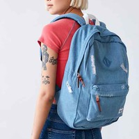 Herschel Supply Co. Faded Denim Heritage Backpack