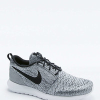 Nike Roshe NM Flyknit Grey Trainers - Urban Outfitters